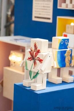Studio hamerhaai Showup 2018 Najaar - foto's - lossebloemen Rijkswachters