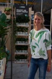 Ogreenplant Luchtzuiverende planten op Showup 2018