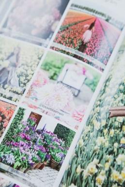 Magazine fam flowerfarm, het eerste magazine van Linda en Marlies-9