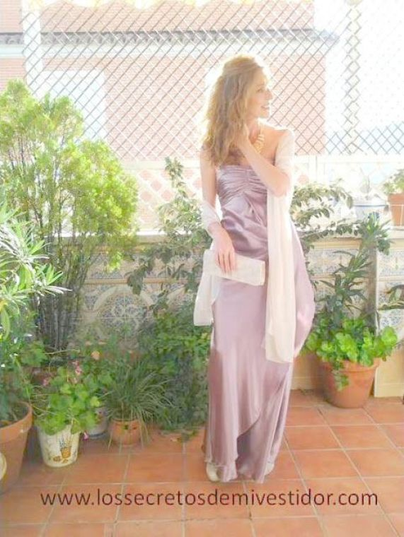 look invitada boda
