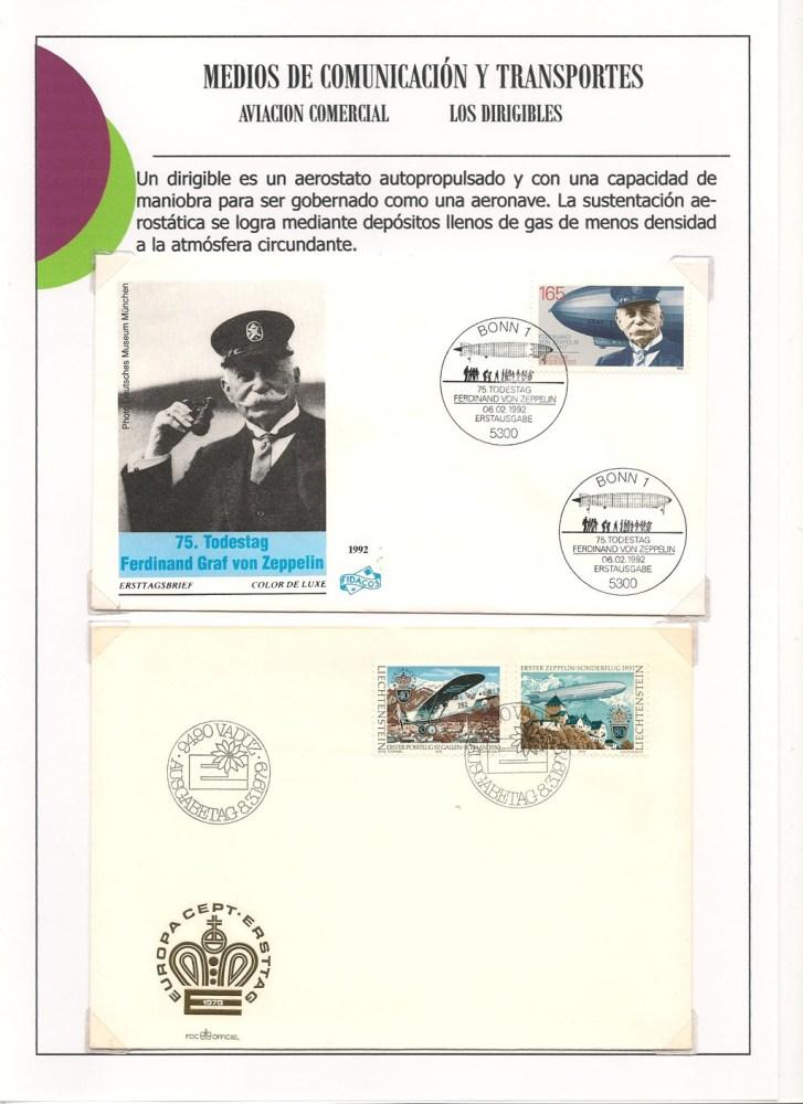 MEDIOS DE COMUNICACION Y TRANSPORTES AEREOS.    (5/6)