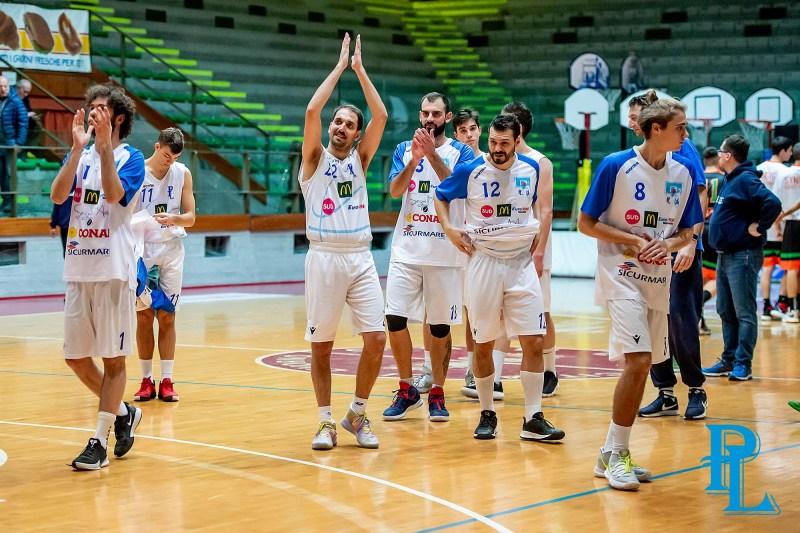 Pielle Livorno vs Synergy Valdarno 68-59