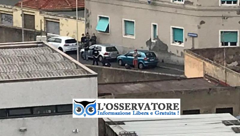 Livorno,  rissa nei pressi del Mercato Ortofrutticolo