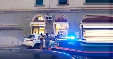 Violenta aggressione in via Buontalenti