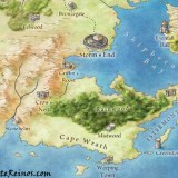 Tierras de la Tormenta - The Lands of Ice and Fire