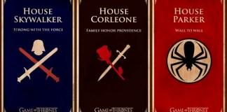 Casas Corleone, Parker y Skywalker