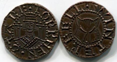 Moneda de Cobre de Torrhen Stark