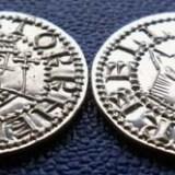 Moneda de plata de Torrhen Stark