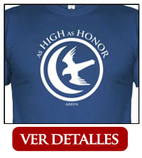 Camiseta Casa Arryn Lema