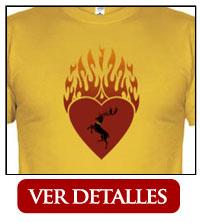 Camiseta Casa Baratheon Stannis