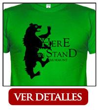 Camiseta Casa Mormont