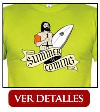 Camiseta Eddard Surfero