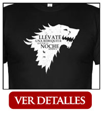 Camiseta llevate una rebequita