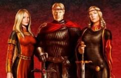 Los Targaryen, ejemplo de familia que regenta el poder.