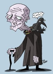 Maestre Aemon by newtman