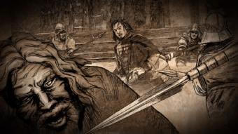 El arresto de Rickard Stark