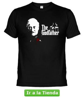 camiseta padrino