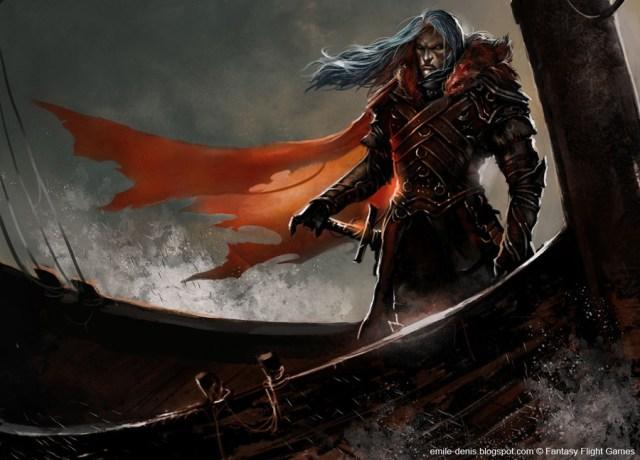 Griff Targaryen by ~Trishkell on deviantART