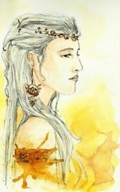 Queen Rhaella by ~Mjuz on deviantART