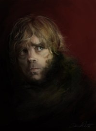 Tyrion by *AniaMitura on deviantART