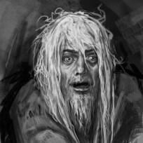 Reek/Theon Greyjoy by ~CrimsonCraftsman on deviantART