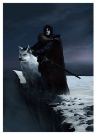 Jon Snow by ReneAigner on deviantART