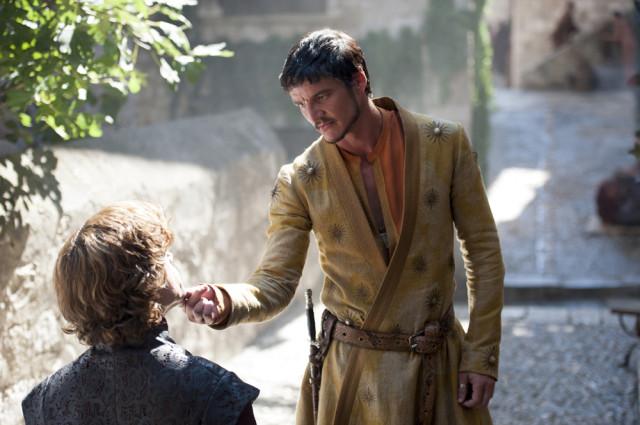 Oberyn y Tyrion