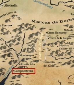 Mapa completo en español
