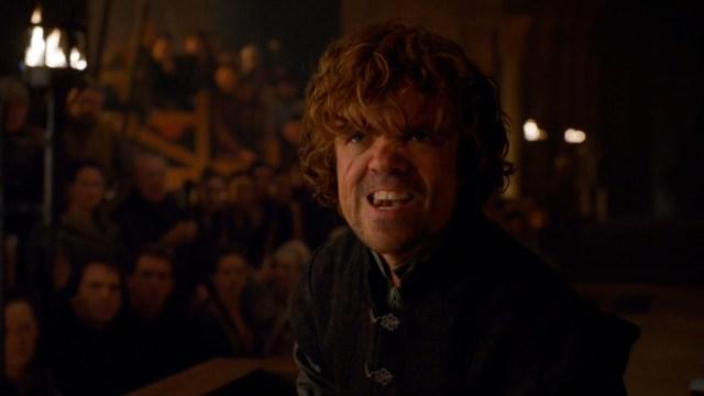 tyrion se enfurece