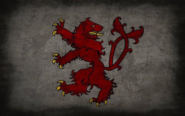 House Reyne of Castamere Grunge Flag by Elthalen on deviantART