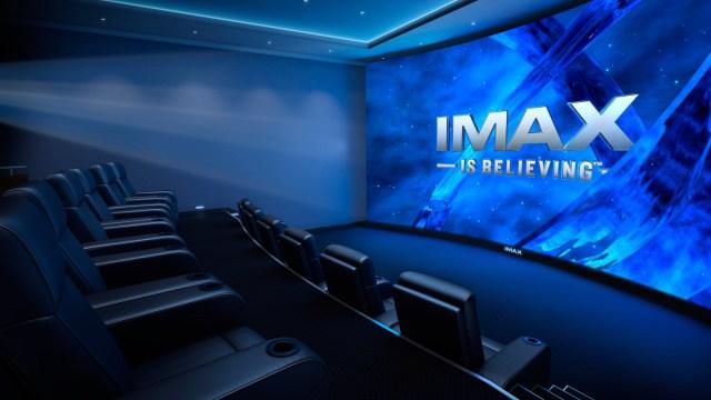 Un cine IMAX