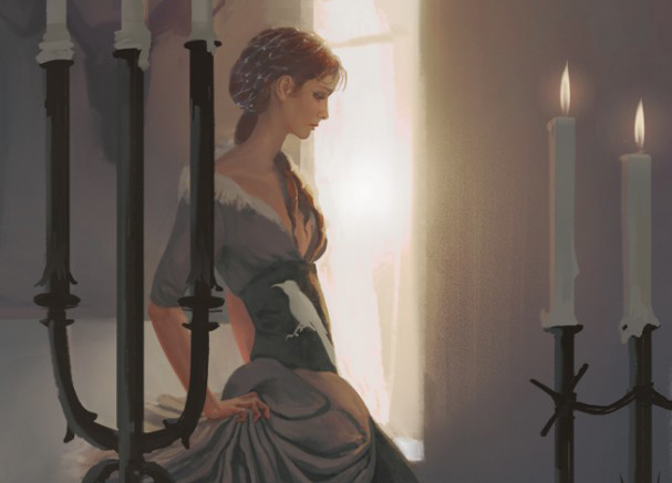 Alayne Piedra, por Yulia Nikolaeva