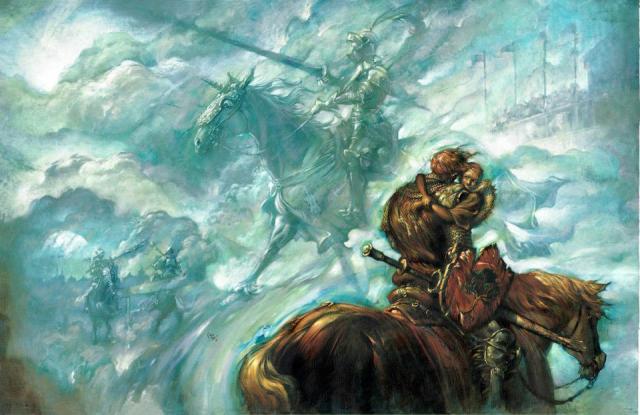 El caballero de los Siete Reinos, por Enrique Corominas