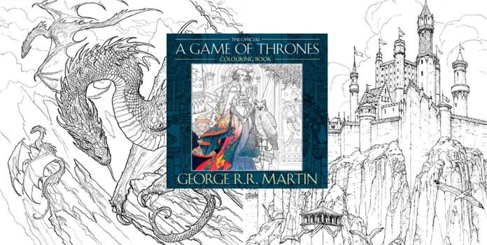 Ya está disponible el libro oficial para colorear de Canción de ...