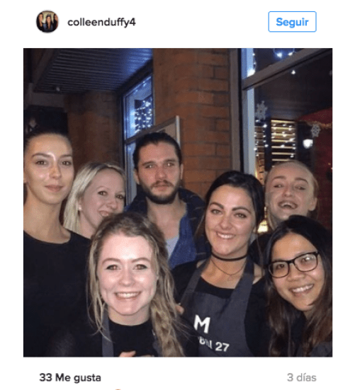 kit harrington en belfast