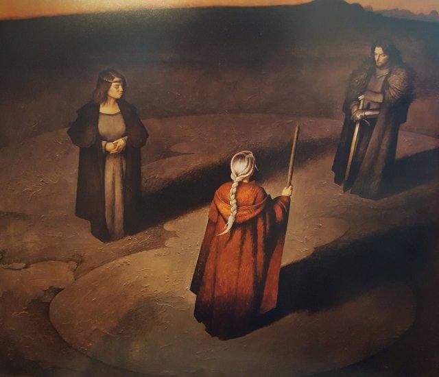 Jon, Val y Dalla