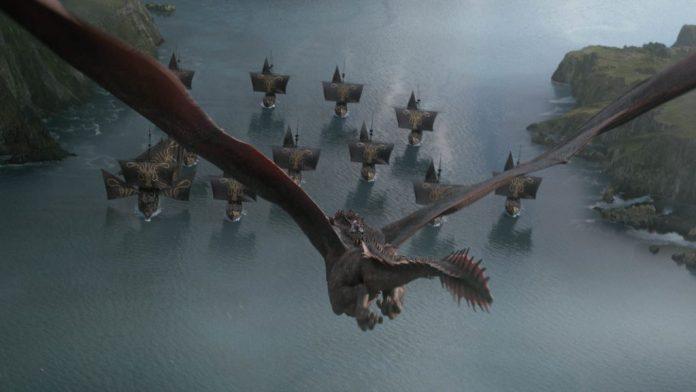 Winter is Coming - Game of Thrones. - Página 17 Drogon-Daenerys-Targaryen-Euron-Fleet-Dragonstone-Season-8-804-1024x576