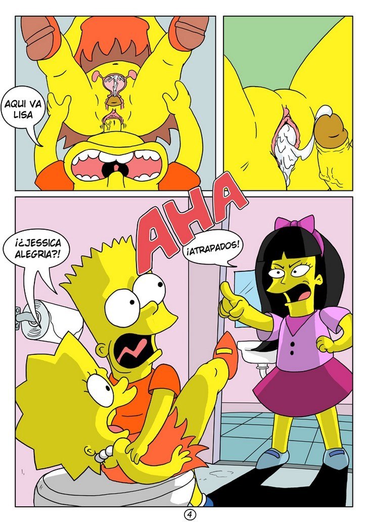 Simpsons Comix Busted 05