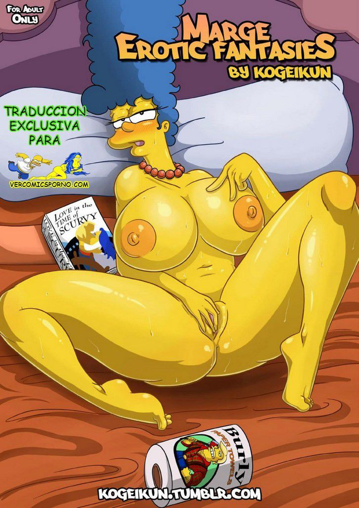 Fantasías Eróticas de Marge