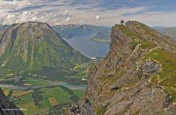 Romsdalseggen stor