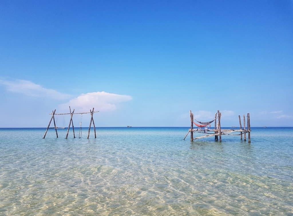 Clear Water Bay, Koh Rong Sanloem, Cambodia