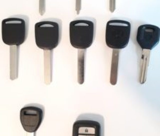 Acura Key Replacement Cost Price Depends On A Few Factors
