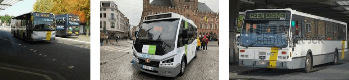 Lost found Bus Bruges