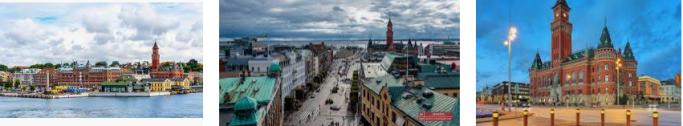 Lost found Helsingborg city