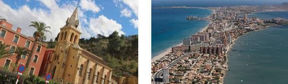 Lost found Murcia city