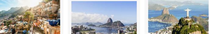 Lost and found Rio de Janeiro city