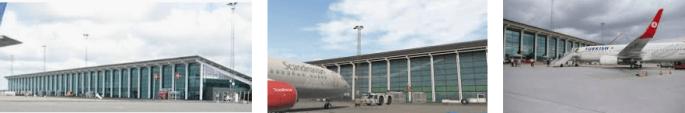 Lost found airport Aalborg