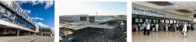Lost found Belfast international airport