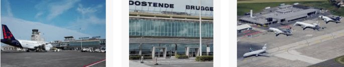 Lost found airport Bruges