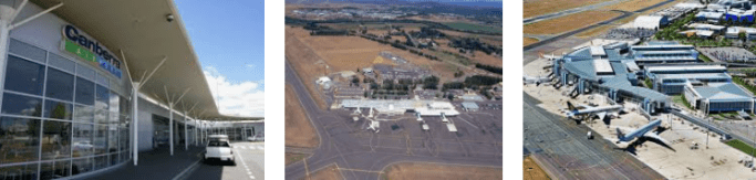 Lost found airport Canberra